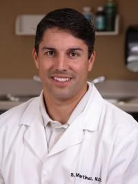 Occupational Health provider Stephen Martinez, M.D.